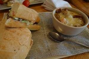 Sweet Cafe 1739 Steak Sandwich