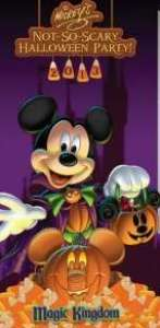 Mickey's Not So Scary Halloween Party - Orlando Fun and Food