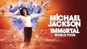 Michael Jackson Immortal World Tour