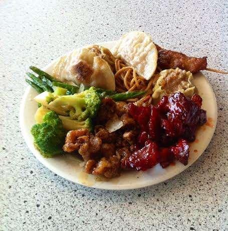 Chinese buffet 2
