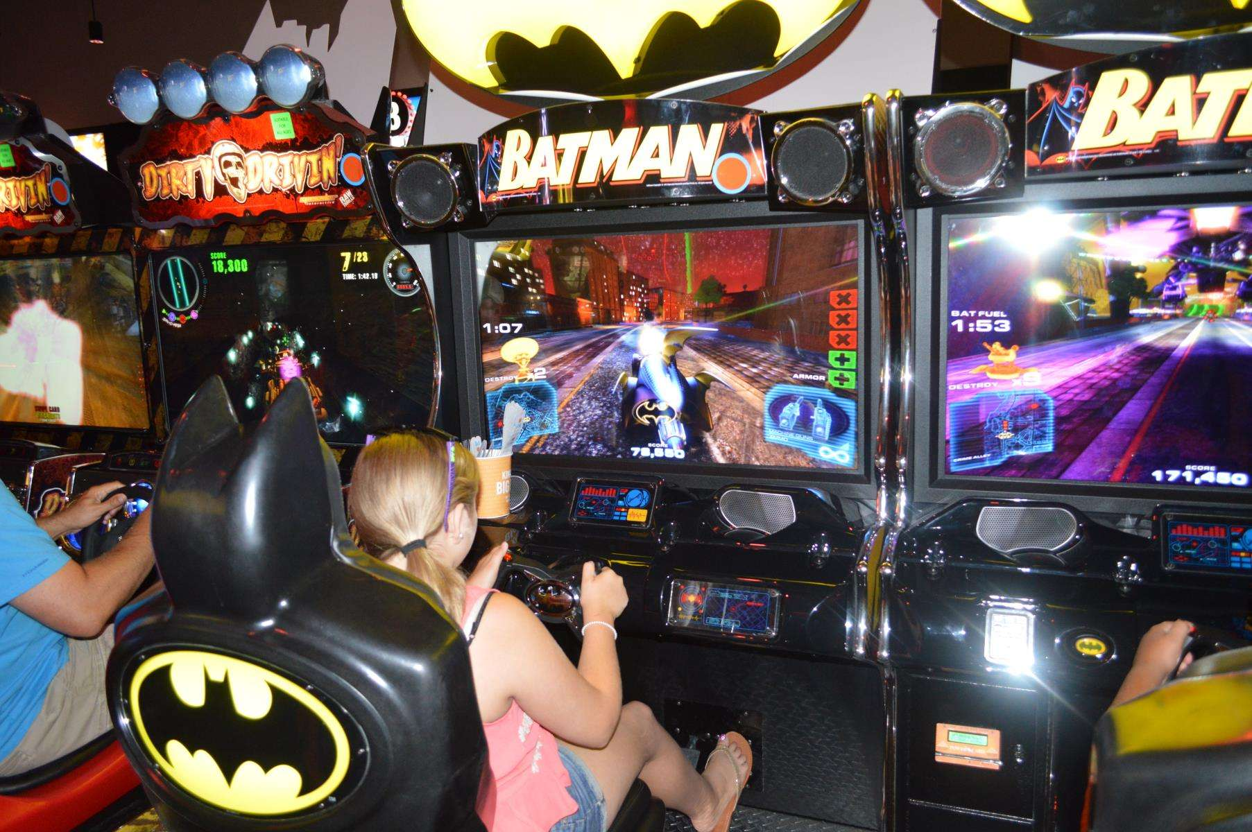 Only at Dave & Buster's! Dave & Buster's is the perfect location for kids' birthday parties, corporate events, school fundraisers, and more especially when you save with Dave & Buster's coupons.