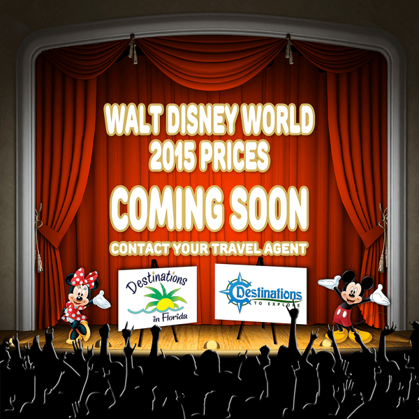Places To Travel In December 2015: 2015 Disney Package Prices Are Coming Soon