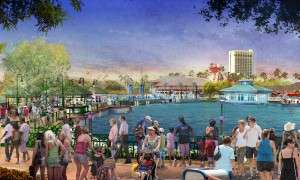 Disney Springs: Marketplace (photo courtesy Walt Disney World media)