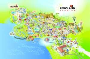LEGOLAND-Florida-2014-Park-Map