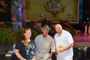 Jack Hanna will be back at Busch Gardens for Wild Days next weekend!