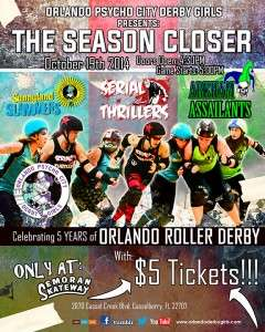 Orlando Roller Derby