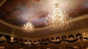 Be Our Guest Ballroom Dining Area