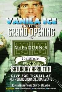 Vanilla Ice McFaddens