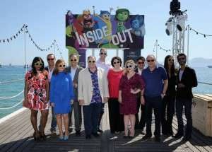 Inside Out Cast