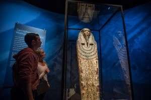 Mummies Of The World Sarcophagus