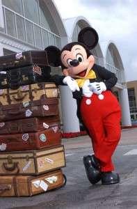 Disney Luggage