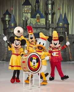 Disney On Ice Marching Band