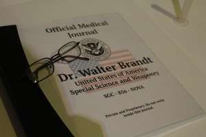 The Doctor's Journal who invented the new deadly chemical warfare disease