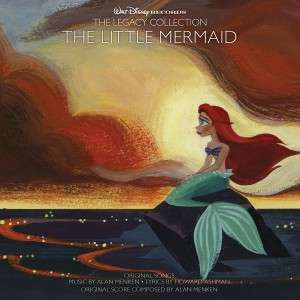 TheLegacyCollection_TheLittleMermaid_AlbumCover