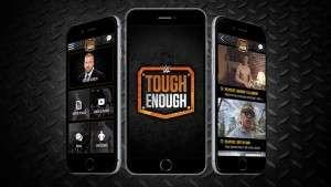 WWE Tough Enough Application