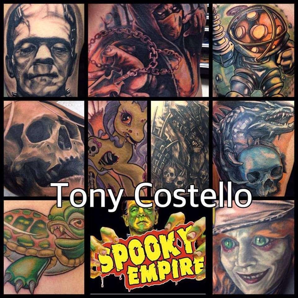 Tony Costelo