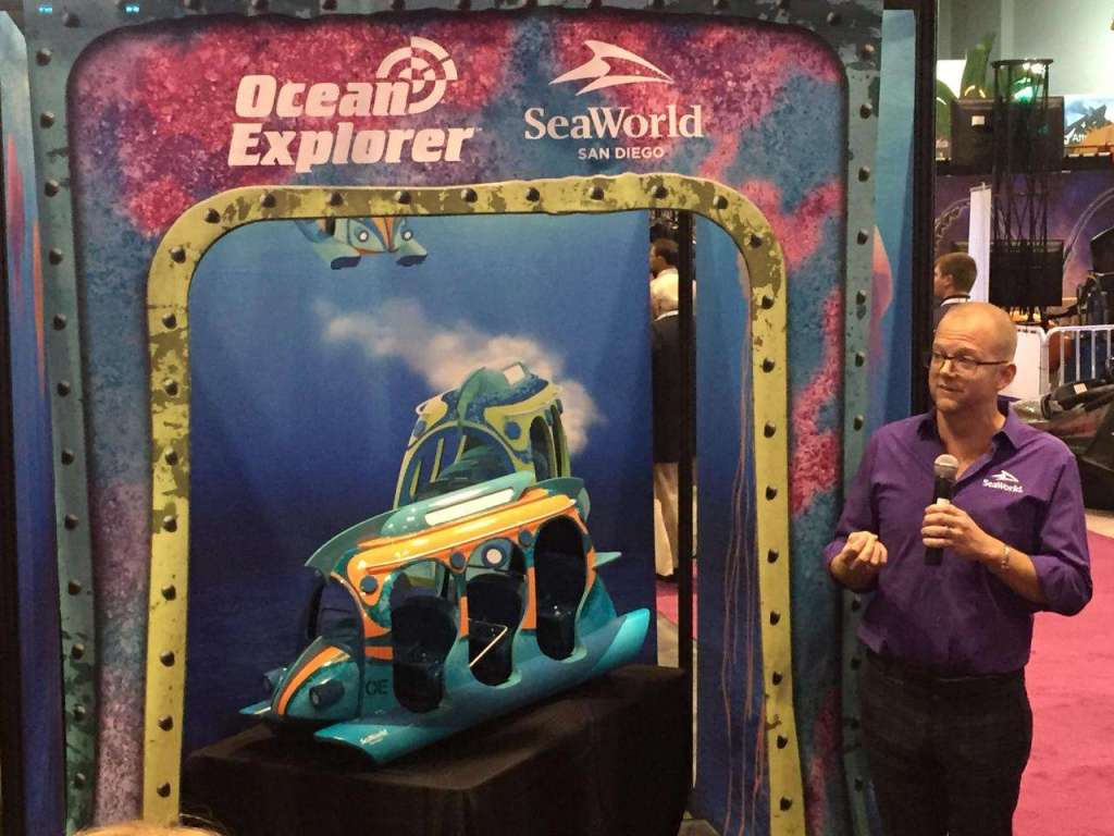 SeaWorld Ocean Explorer