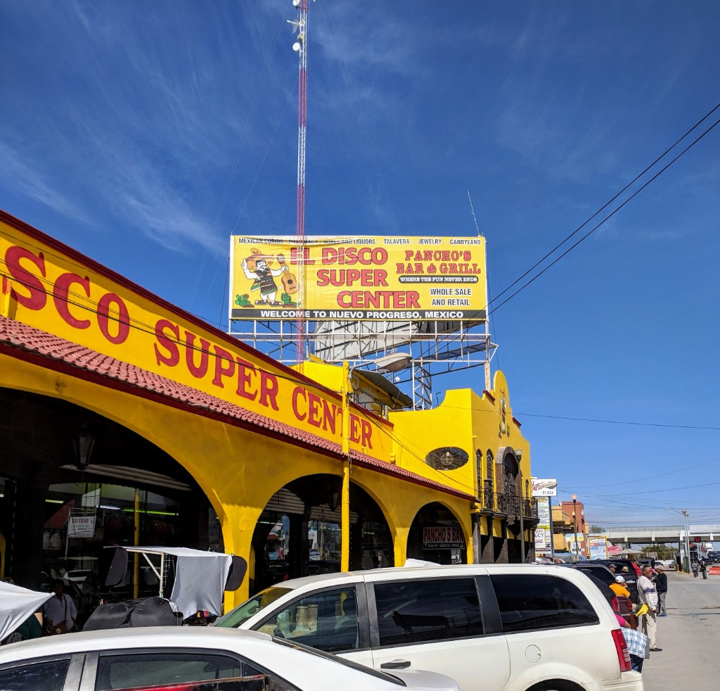 Dental Care and Shopping in Mexico – Off Our Rocker RV