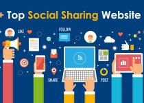 social sharing website list