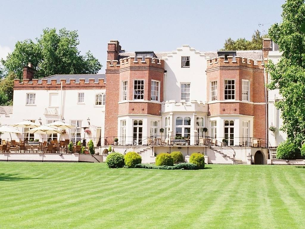 Taplow House Hotel In Hertfordshire Amp Buckinghamshire And