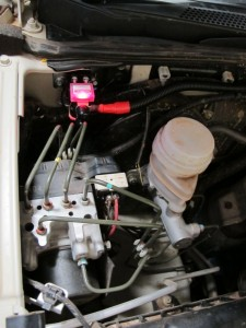 redarc sbi wiring diagram trailer for ford f 150 how to install a dual battery system the offroad aussie isolator all lit up