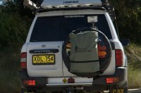 Bushranger Wheelie Bin | Off Road Equipment