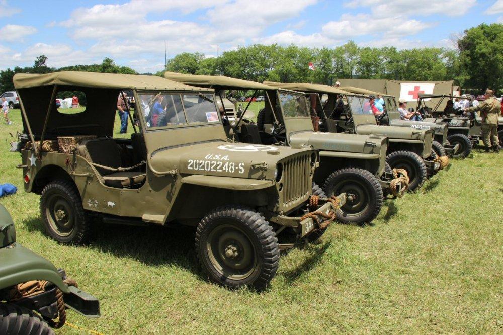 medium resolution of  bantam jeep heritage festival 2014 171