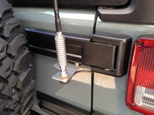 small resolution of jeep jk cb antenna mount