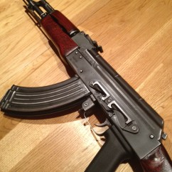 Ak 47 Receiver Parts Diagram 12v Car Socket Wiring Refinishing Romanian Wasr 10 Rifle Offroaders Com Reassembly Final Thought Photos