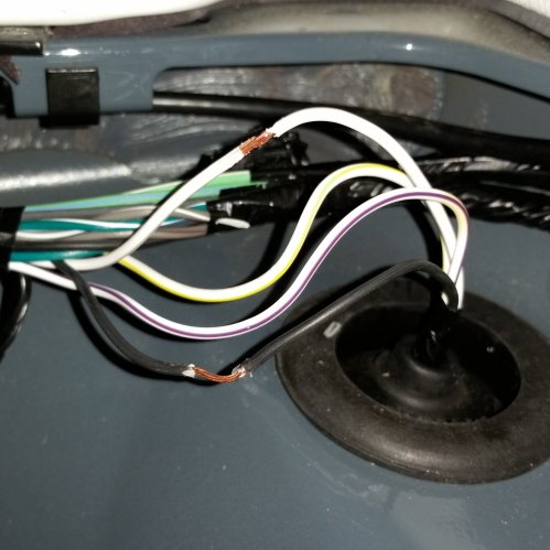 small resolution of wire test and preparation backup led install 7