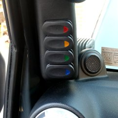 2 Prong Toggle Switch Wiring Diagram Central Heating Mid Position Valve Black Oak Led Light Pods Install & Review | Offroaders.com