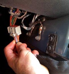 smart doors install remove door wire harness [ 1000 x 1000 Pixel ]