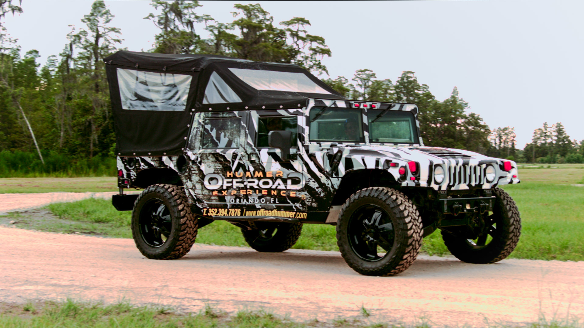 Hummer fRoad Experience