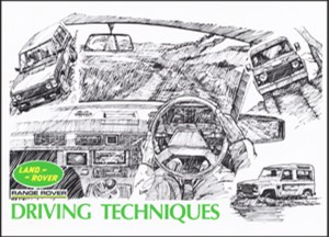 Land Rover Driving Techniques (Brooklands)