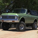 Project Iron Blazer It All Started With A Simple 72 Chevy K5 Resto Off Road Xtreme