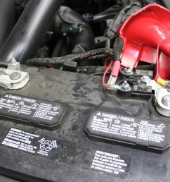 depending on your application the included battery wires may not be long enough to reach your car s battery center on our 2013 f150 the battery wires  [ 1200 x 800 Pixel ]