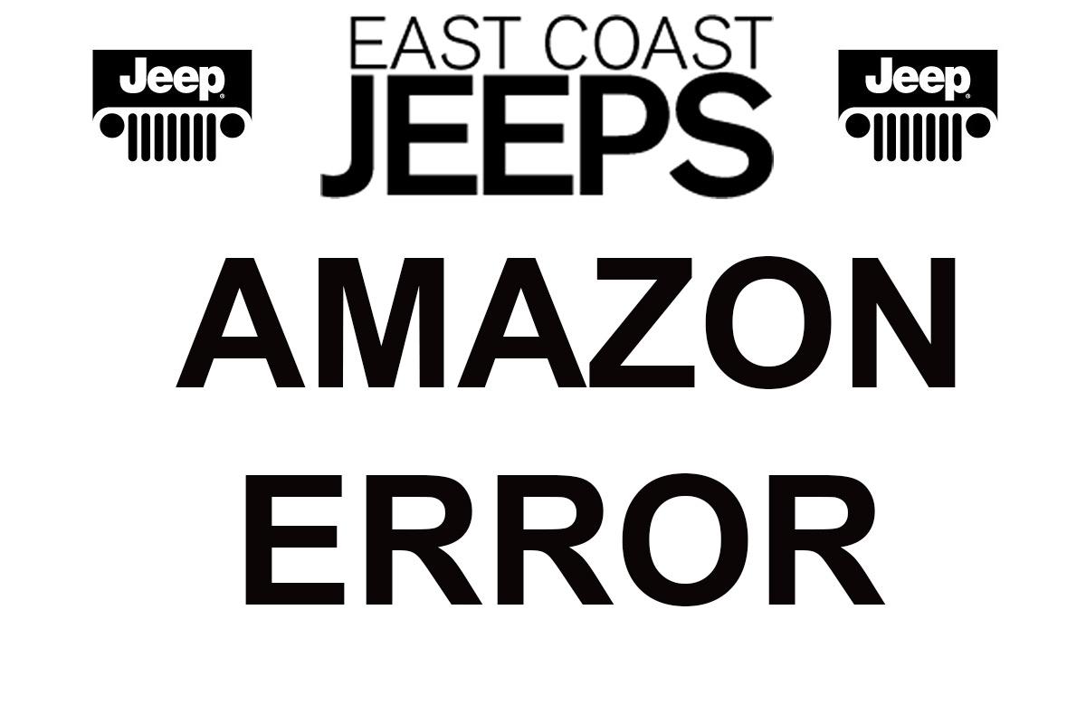 Ecj Amazon Store Suffers Glitch