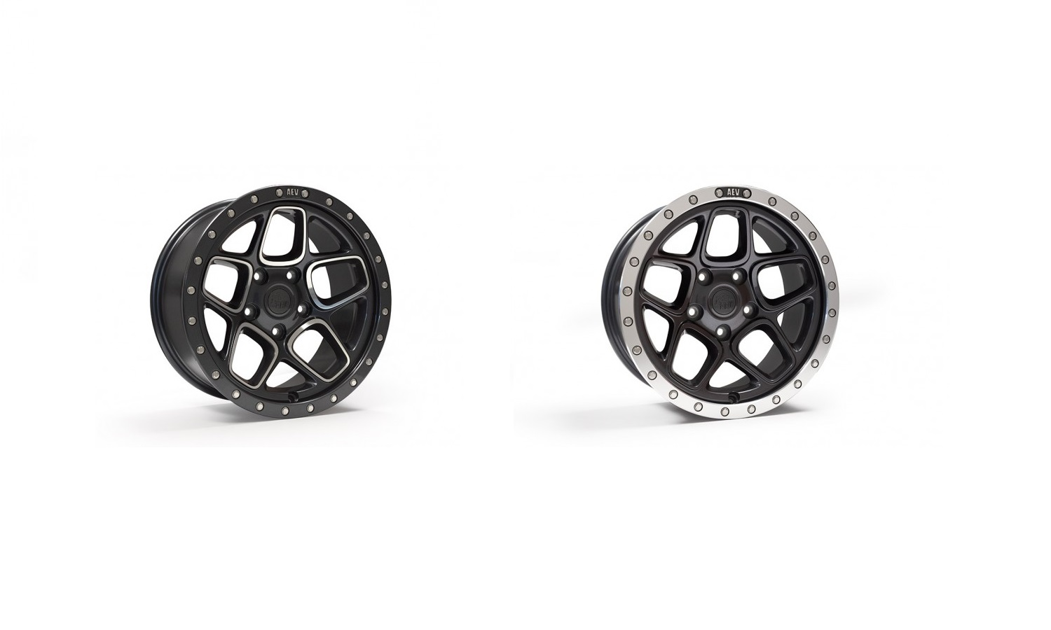 Aev Releases New Wheels And Trim Ring Accent For Jeeps And