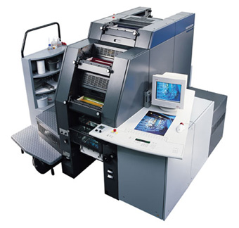 Offset Lithography   Offset printing technology   Offset lithography
