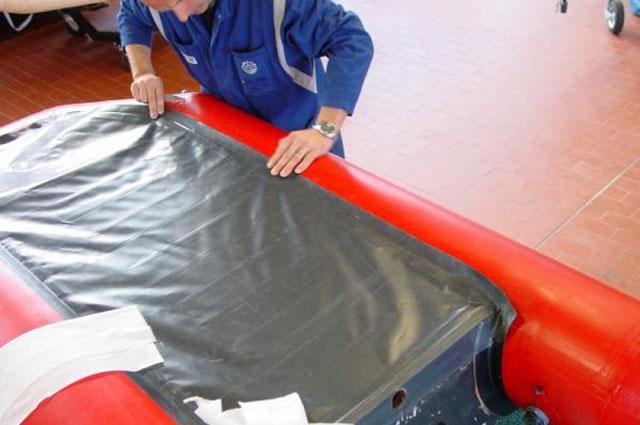 Offshore Mallorca Inflatable Boat Repair Maintenance