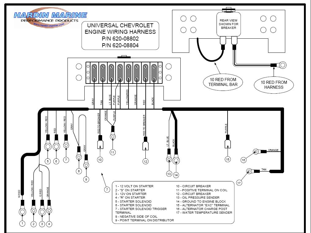 Bay Boat Wiring Diagram