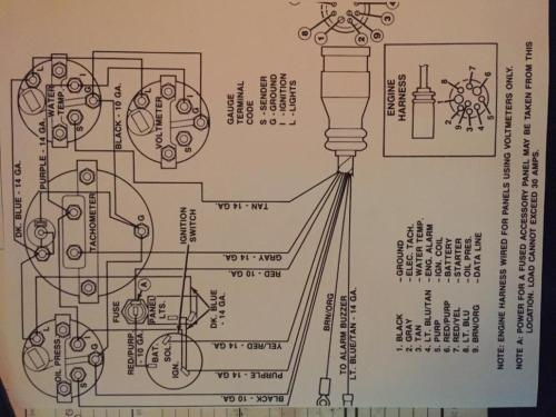 small resolution of engine swap wiring from 496 ho to 540 bbc img 1087 jpg