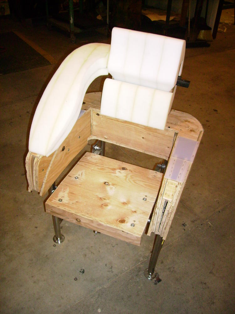 McLeod Bolster Seats  Page 2  Offshoreonlycom