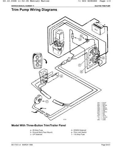 mercruiser 5 0 alternator wiring diagram simplex duct smoke detector shift interrupter switch 165 interrupt ...