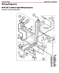 Inboard Boat Ignition Switch Wiring Diagram