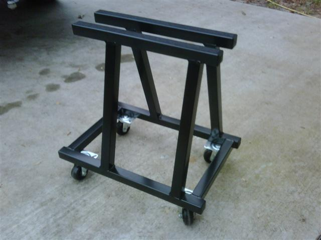 Outdrive stand and lift homemade no welding  Page 8