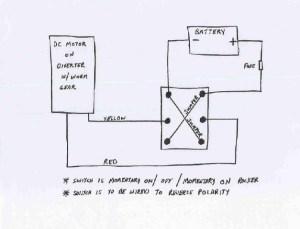 Progressive openclose exhaust diverter switch wiring