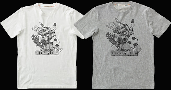 1ff3703c6275 Ny T-shirt för Offsideälskare!