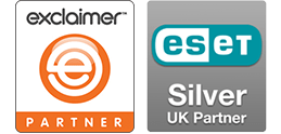 Exclaimer Stationery and ESET Silver UK Partner