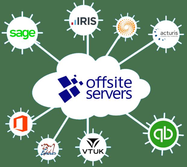 Offsite Servers Vendors